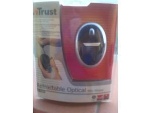 Retractable Optical Mini Mouse Trust