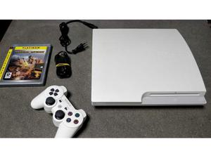 Sony PS3 Slim Bianca Limited Edition (perfetta)