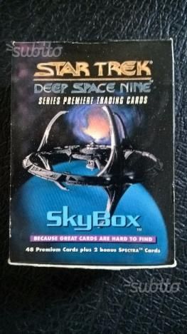 Star Trek Deep Space Nine - Skybox Cards
