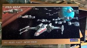 Star Wars Special Edition Widevision Carte Cards