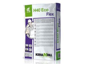 19 sacchi colla kerakoll h40 eco flex grigio posot class