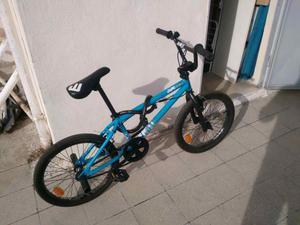 Bicicletta bmx come nuova btwin wipe