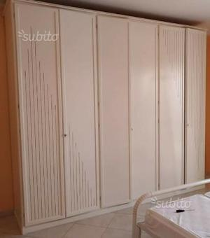 Camera da letto completa Pierre Cardin