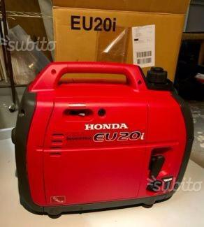 Vendesi generatore silenziato 2kva honda eu20i posot class for Generatore honda usato