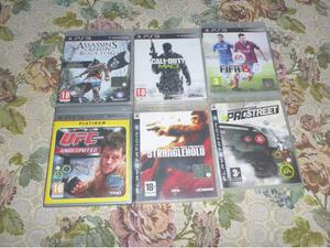 N. 6 Giochi PS3 PlayStation3 Need For Sped Call of Duty