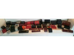 Scatole box astucci Vintage per orologi