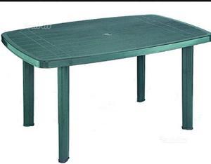 Sedie in plastica da esterni giardino posot class - Tavolo da giardino in plastica ...