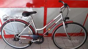 "Bici city bike donna ruote 28"""