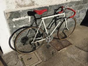 Bici da corsa single speed
