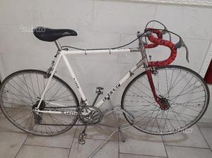 Bici moto da corsa F. MOSER ORIGINALE CAMPAGNOLO r