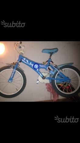 Bicicletta Del Napoli Posot Class