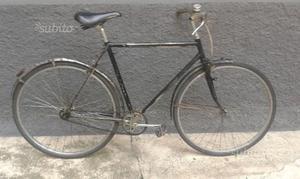 Bicicletta uomo nera 28
