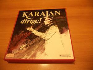 Dischi vinile LP Karajan.