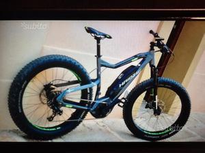 E bike Fat 6.0 Haibike