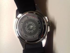 Orologio Pryngeps Jamaica Time acciaio nuovo
