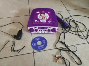 Canta Tu Violetta Disney