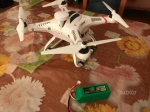 Drone gps nova pro completo di radio e batteria