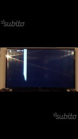 LG 49lh570V Smart TV Full HD Nero Wi-Fi TV LED/TV