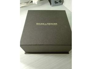 Scatole box per orologi vintage Bulova-Baume mercier