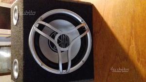 Subwoofer audio design pld 250