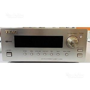 TEAC TH-300 radio tuner digitale AM-FM