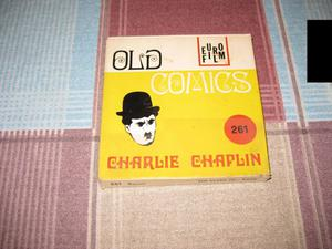 movie Super 8 Charlie Chaplin