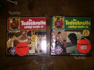 2 film di bruce lee in tedesco SUPER 8 TONFILM