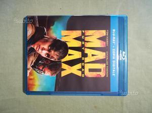Blu Ray mad Max fury Road