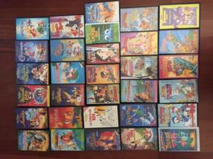 Collezione videocassette originali Disney