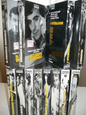 Films in VHS Collezioni varie