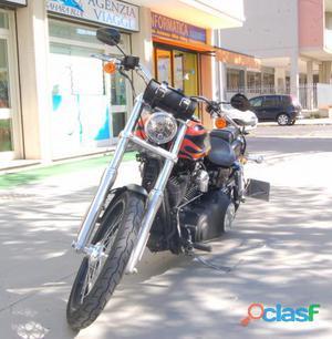 Harley-Davidson FXDWG Dyna Wide Glide benzina in vendita a