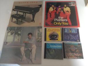 Lotto 3 lp e 4 cd originali e in buone condizioni