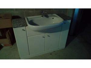 Mobile bagno con vano per lavatrice in vendita posot class for Vendo mobile bagno