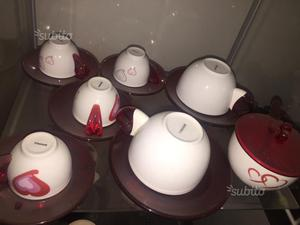 Set Guzzini rosso