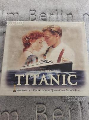 """Videocassetta """"Titanic"""" edizione speciale"""