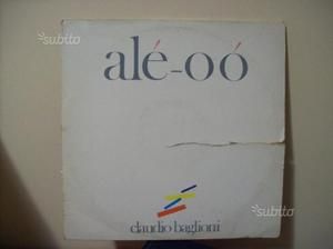 Vinile Claudio Baglioni