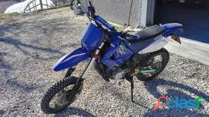 Yamaha DT 125 benzina in vendita a Roma (Roma)