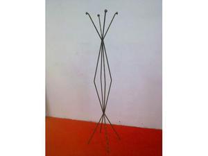 Appendiabiti in ferro battuto