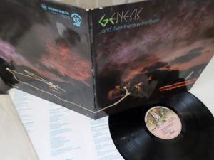 GENESIS -.....and then there were three - LP / 33 giri
