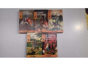 Librigame Misteri d'oriente serie completa da 1 a 5
