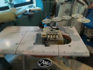 Necchi taglia e cuci overlock fili omaggio 7 posot class for Taglia e cuci necchi