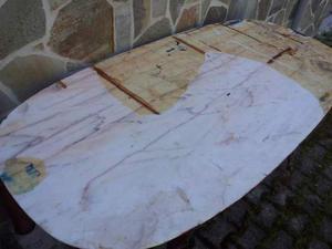 Marmo in lastra per tavolo