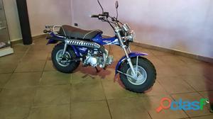 Puma T-rex 125 benzina in vendita a Orzinuovi (Brescia)