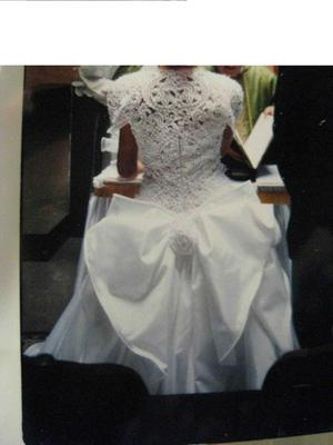 Abito da sposa bianco di pierre cardin tg  mod. miss