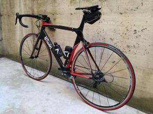 Bici bicicletta da corsa in CARBONIO taglia tg. 57 L SRAM