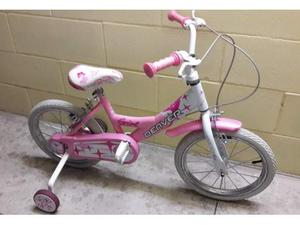 Bicicletta bambina 14'' Denver con rotelle