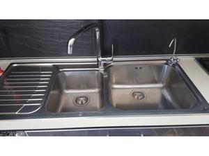 Lavello cucina franke onda inox satinato con | Posot Class