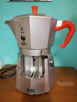 Macchina caffè Mokona Bialetti silver