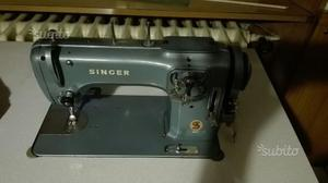 Macchina per cucire professionale singer 807 posot class for Migliore macchina da cucire per principianti