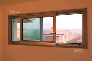 Porte e finestre in pvc alluminio legno